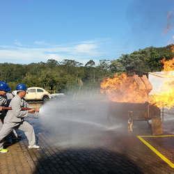 Curso projeto de combate a incêndio