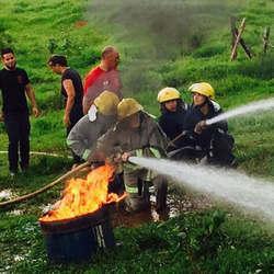 Brigada de incêndio curso