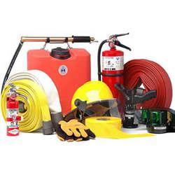 Material de segurança contra incêndio