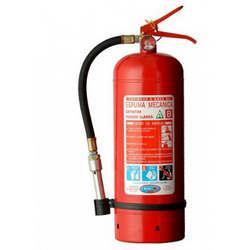 Empresa extintores