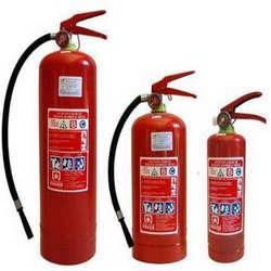 Preço de extintores para comércio