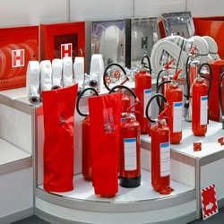 Manutenção dos extintores de incêndio