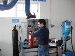 Empresa de manutenção de extintores sp