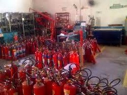 Equipamentos contra incêndio