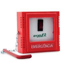 Sistema de sistema de alarme de incêndio