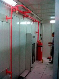 Projetos de sistema de combate a incêndio