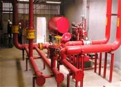 Sistema preventivo de incêndio