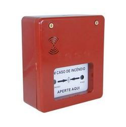 Projeto de alarme contra incêndio