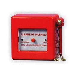 Sistemas de alarme de incêndio industrial
