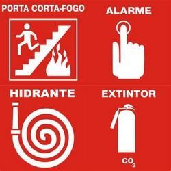 Sistema de prevenção e combate a incêndio