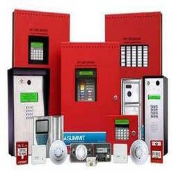 Sistema automático de detecção de incêndio