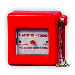 Alarme de incêndio wireless