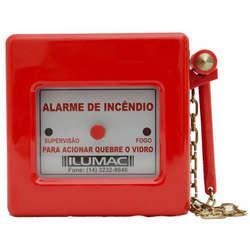 Central de alarmes de incêndio
