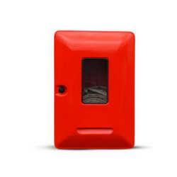 Caixa especial para incêndio