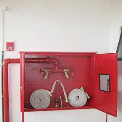 Caixa hidrante inox