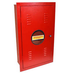 Caixa de hidrante para 4 mangueiras