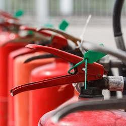 Manutenção em sistemas de detecção de incêndio ul fm