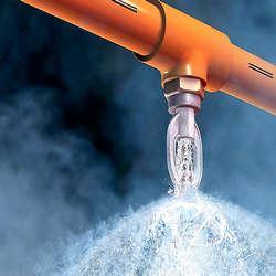 Manutenção extintores incêndio