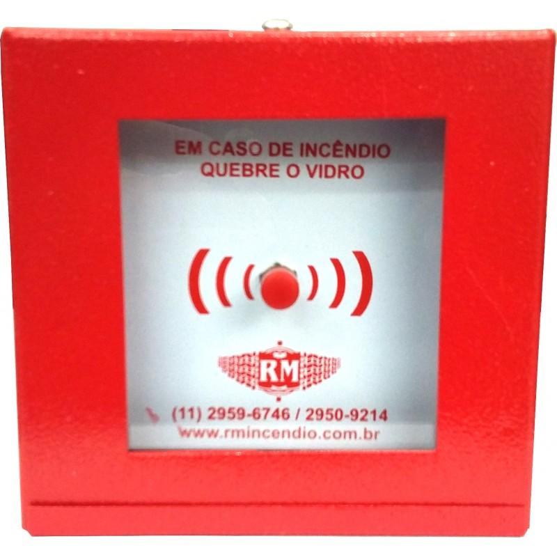 Comprar alarme de incêndio