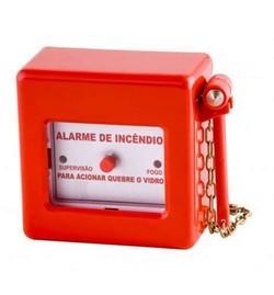 Comprar alarme de incêndio convencional