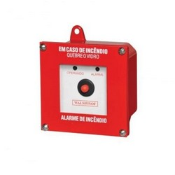 Alarmes de incêndio endereçável