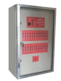 Centrais de alarmes de incêndio convencional