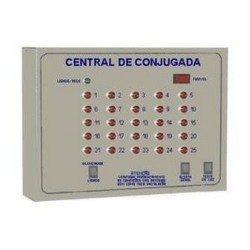 Sistema de alarme de incêndio convencional