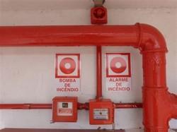 Empresas de combate a incêndios