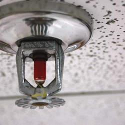 Rede de sprinklers fabricação