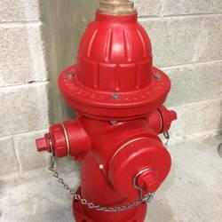 Fabricação de rede hidrantes