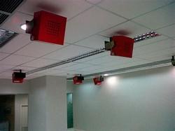 Sistema de rede de sprinkler