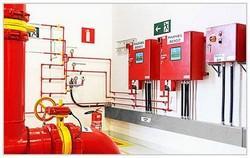 Sistema de sistema de combate a incêndio