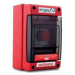 Sistemas de alarme e detecção de incêndio