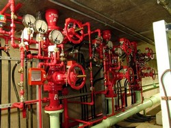 Sistemas de combate a incêndio predial