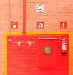 Sistemas de prevenção contra incêndio