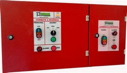 Sistemas de prevenção e combate a incêndio