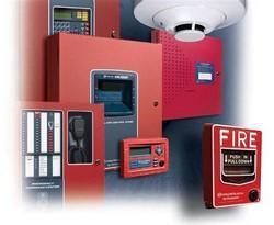 Sistema de supressão de incêndio
