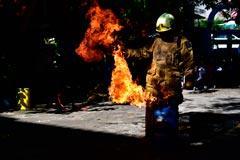 Tudo contra incêndios