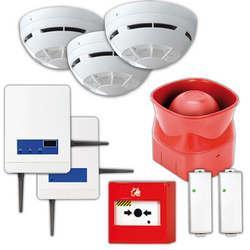 Sistema detecção de incêndio