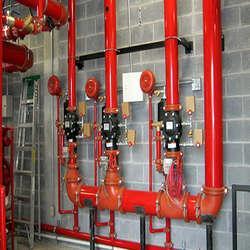 Sistemas de combate a incêndio industrial
