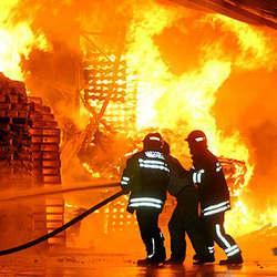 Treinamento brigada incêndio