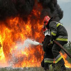 Treinamento básico de combate a incêndio