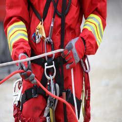Treinamento bombeiro civil